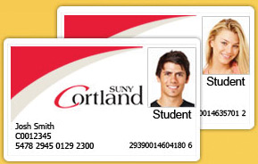 Cortland State Campus Connection Card